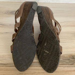 Lucky Brand Shoes - Lucky Brand Jaspere Gladiator Sanda